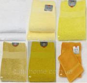 Итальянское махровое полотенце из органического хлопка класса люкс в ж