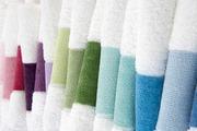 Коллекция махровых полотенец с шенилловым бордюром от Feiler