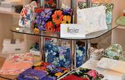 Коллекция полотенец из шенилла от Feiler