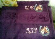 Полотенца с подарочными надписями