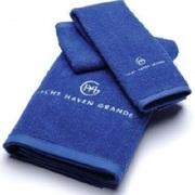 Полотенца с вышивкой на заказ рисунок,  логотип на полотенце