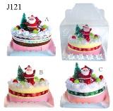 Новогодние подарки: Торты полотенца к Новому  2011 Году!